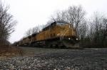 Coal Train 872